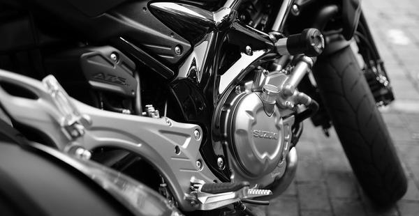 Przywiezienie zakupionego motocykla z Niemiec