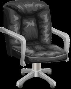 Fotel do nowoczesnego biura