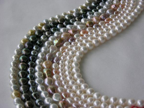 Stylowa biżuteria z perłami