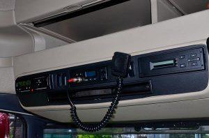 CB radio i anteny