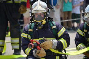 Cechy hełmu strażackiego