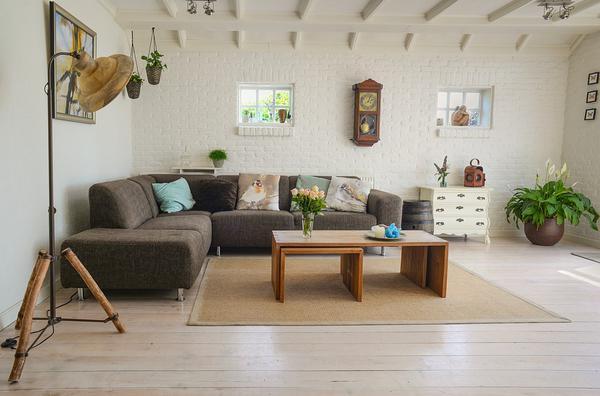 Wygodna kanapa do salonu
