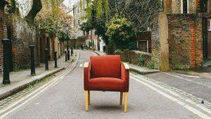Wygoda, czyli miękkie krzesło