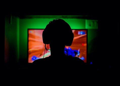 Wysokiej jakości komputer dla gracza
