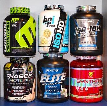 Odżywki białkowe dla osób aktywnych