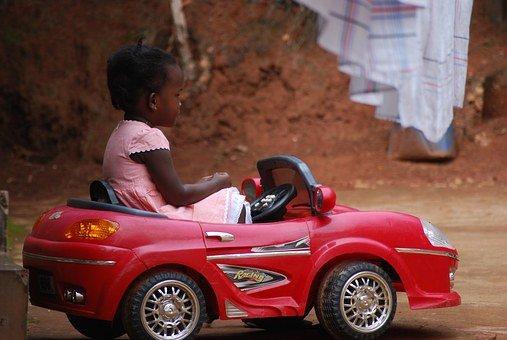 Nowoczesne pojazdy dla dzieci