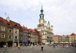 Nocowanie w centrum Poznania