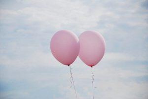 Ciekawe balony z helem