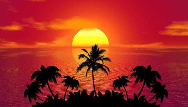 Pobyt na egzotycznych wakacjach