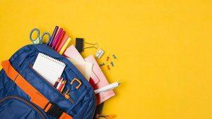 Komfortowy plecak szkolny